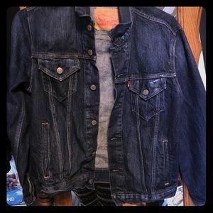 Levi Men's Small Jean jacket (boyfriend style.)
